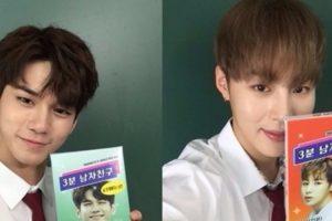 Koleksi 3 Minutes Boyfriend Wanna One Oleh DaebaKing