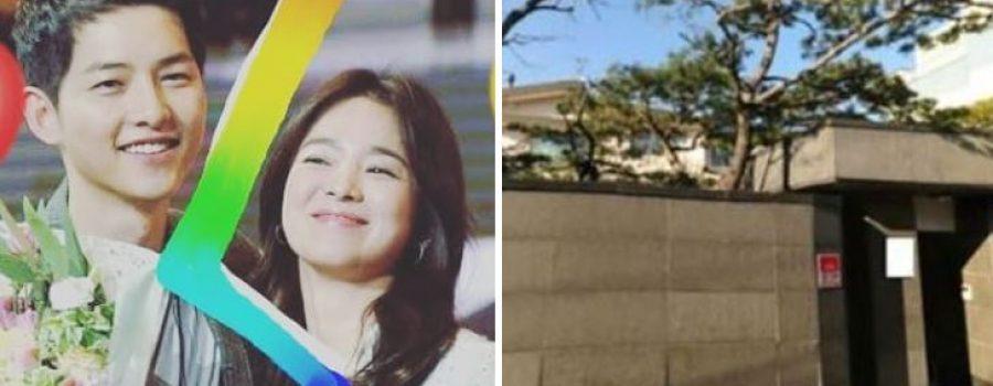 Keluar Dari Banglo Kediaman Sejak Sebulan Lalu, Song Hye Kyo Dedah Punca Penceraian