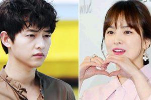 Laporan Terbaru Dedah Song Hye-kyo Dan Song Jong-ki Tidak Sebumbung Sejak 9 Bulan Lalu