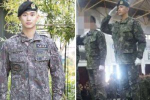 Akhirnya Kim Soo-hyun Berjaya Tamatkan Khidmat Ketenteraan. Ini Respon Beliau Sebaik 'Dibebaskan'