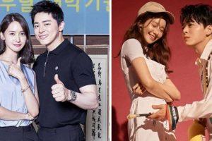 YoonA Girls Generation Dan Jo Jung Suk Saling Memuji Selepas Penggambaran Filem 'E.X.I.T'
