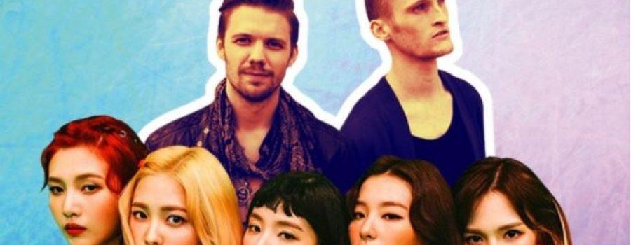 Berasal Dari Sweden Tapi Mampu Cipta Lagu Korea Yang Hebat. Kenali Pencipta Lagu Red Velvet 'Zimzalabim' Ini