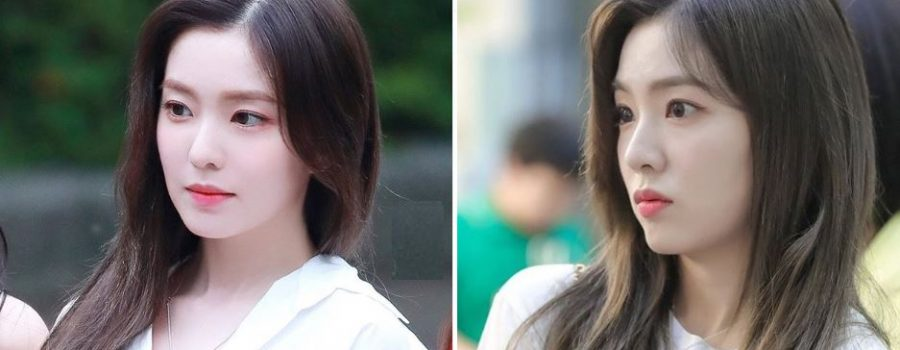 """Solekan Irene Red Velvet Dikritik Netizen. """"Putihnya Muka, Salah Pakai Bedak Ke?"""""""