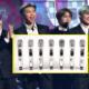 Tujuh mikrofon pernah digunakan BTS dilelong dengan harga RM300,000