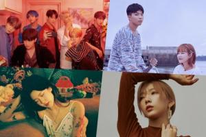 Mengumumkan Senarai Pencalonan Anugerah Muzik Korea Ke-17