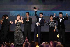 Catat Sejarah Lagi, Parasite Jadi Filem Korea Pertama Menang SAG Award