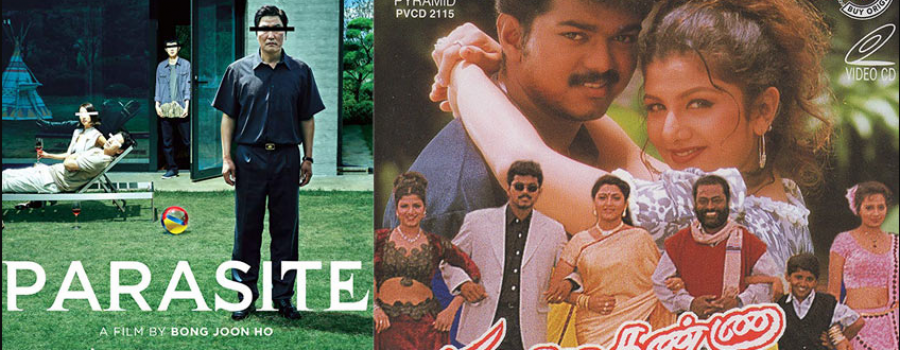 Parasite Tiru Filem Tamil? Penerbit Nak Saman & Minta Pampasan.