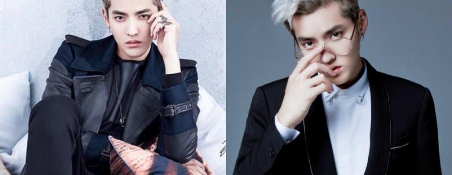 Netizen Kagum Dengan Tindakan Bekas Kumpulan Exo, Kris selepas hampir 6 tahun.