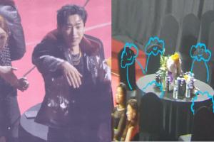 Layanan Baik Taeyon Dan Super Junior Kepada Ha Sung Woon Membuatkan Peminat Tersentuh Dengan Tindakan Tersebut.
