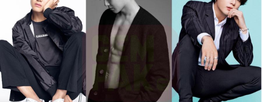 Wow! V, Suho & Jungkook Antara Lelaki Paling Kacak 2019.